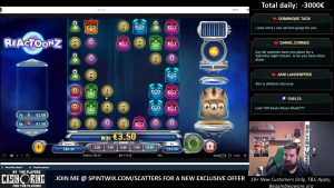Money gun loaded, large wins time  | novel casino bonus massive 500% welcome offering