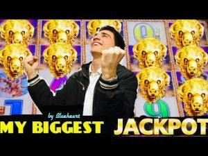 My BIGGEST BUFFALO atomic number 79 slot JACKPOT HANDPAY WIN!