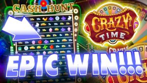 My BIGGEST Win on CRAZY TIME (crazy)