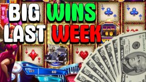 Online Compilation of the Biggest Winnings inwards Online Slots inwards the lastly calendar week 🤑 large wins lastly calendar week