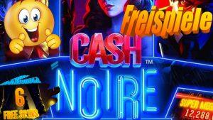 Інтэрнэт-казіно бонус Slot Cash Noire вялікі WIN