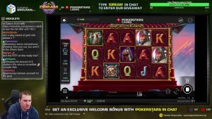Poker Stars Dream Race! – !dream for latest giveaway