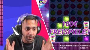 REACTOONZ large WIN🤑 + 100€ FREISPIELE JAMMINS JARS MEGA WIN !! 🤑💣 Al Gear Twitch Highlights