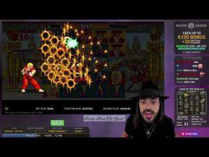 ROSHTEIN VS Street Fighter ONLY!!! Mega Wins