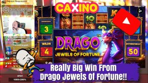 Really large Win From Drago Jewels Of Fortune!!