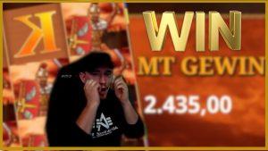 🔥 Roman Legion large WIN    casino bonus Twitch current Slotroom 24 7
