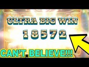 S.E.N.S.A.T.I.O.N.A.L! MEGA large WINS AT casino bonus ONLINE! create YOU A pleasance WATCHING IT!