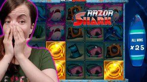 SUPER MEGA suur VÕIDA RAZOR SHARK (force Gaming)