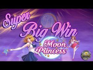 SUPER large WIN BEI Luna PRINCESS (PLAY'N GO) – 4€ EINSATZ!