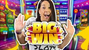 SUPER large WIN on Dragon Link !!! Slot Queen takes on the multipliers !