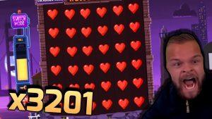 Super WIN x3201 na HELLCATRAZ-u (Relax Gaming) - casino bonus Slotovi veliki Pobjede