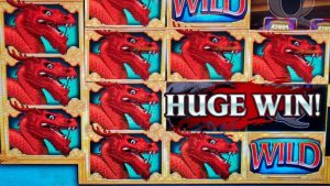 Σούπερ μεγάλη νίκη με κυκλοφορία PLAY On River Dragons κουλοχέρης - Κουλοχέρη με χρήματα Fortune Max Bet Bonus