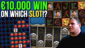 Surprise large WIN piece Bonus Hunting on slots!