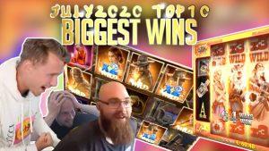 10 geriausių didžiausių lošimų automatų laimėjimų komponentų 2 skyrius. I 2020 m. Liepos 30 d