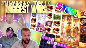 Top 10 Biggest Slot Wins constituent 2 I July 2020 #29