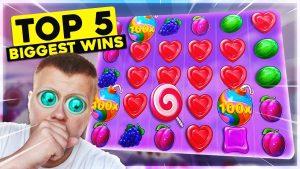 Top 5 BIGGEST sugariness Bonanza Wins EVER! (Bonus Buys)