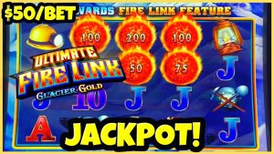 An flamma 🔥Ultimate Link Glacier JACKPOT HANDPAY 🔥HIGH terminus $ L MAX Slote Machina bonus bonus 🔥