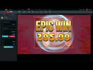 WINk casino bonus Razor Shark Slot large Win