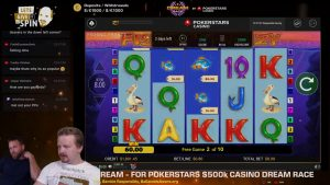 YOU PICK SLOTS as well as $50,000 !Dream Race on Pokerstars casino bonus (constituent 2) ❤️❤️ (27/07/2020)