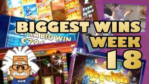 Casino Bonus Bonus Original Twitch - Größte Gewinne Bonusspiele - Kalenderwoche 18 - 2018
