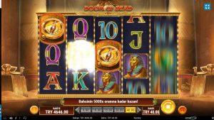 casino bonus Melegi Slot | bind Of Dead Oyununda Kitap Gibi Oyun !!! #slots #bigwin