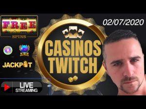 casino bonus Streamer Slots Online , On Live current , large win as well as Fun Machine à sous casino bonus en Ligne 02/07