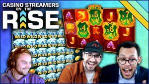 bonus kasino Streamer pada pendakian # 10