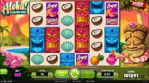 casino bonus-slot-large-win-Aloha! Cluster Pays   liberate Spins!