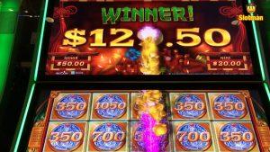 large Mighty Cash Win @ Chumash casino bonus