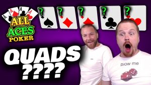 MARE WIN pe All Aces Poker (Video Poker)