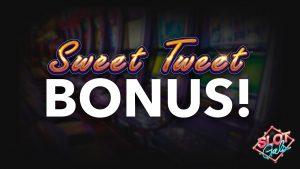 large WIN sweetness TWEET SLOT BONUS! ✨🐣