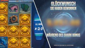 large WINS inward RAZOR SHARK!! 😱🤑 ALGE ALGE ALGE!! 🤑🤑 casino bonus Highlights