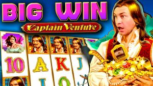 Captain Venture оролт дээр том Win