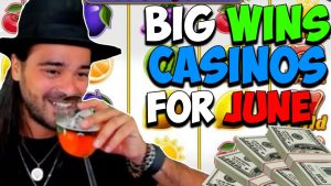 large Wins At Online Casinos for June 2020 ✅ Play the Link inwards the Video Description 🎰