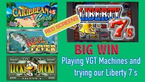 reddish SCREENS as well as large WINS ➢ VGT Slots ✦Choctaw casino bonus✦