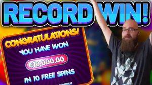 taśma WIN! OWOCOWA partia polityczna duża WYGRANA - bonusowe gry kasynowe od Casinodaddys na żywo