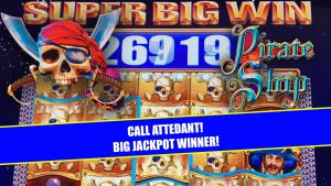 total covert HIGH bound PIRATE SHIP JACKPOT! ★ SUPER large WIN ➜ SLOT MACHINE PLAY