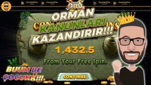 İNANILMAZ 😱 MAGICAL AMAZON SLOT large WIN casino bonus Cio