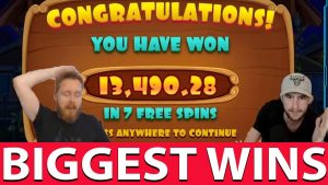 13 500 $$ WIN inwards THE Canis familiaris HOUSE – Streamers Biggest Wins #43 – casino bonus Daddy David Labowsky