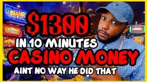 $ 1300 inwards 10 Minutes at WINSTAR casino bonus large Win to Left | Wéi ee Suen mat engem Casino Bonus SLOTS 2020 erstellt