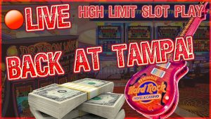 🔴 $50K LIVESTREAM HIGH boundary SLOT PLAY  FROM SEMINOLE HARD stone TAMPA  $25 to $250 SPINS ONLY 🔴