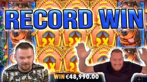 50k tape WIN inwards THE domestic dog HOUSE  | Streamers Biggest Wins #80