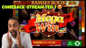 Al Gear ist dorsum! 💸 – RAMSES volume & RAZOR SHARK large WINS 😍  – Al Gear casino bonus current Highlights