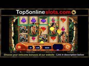 Amazon Queen Slot Bonus – casino bonus large WIN ?