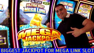 BIGGEST HANDPAY JACKPOT On YouTube For Ultra Hot Mega Link Slot Machine – How Much Money I Won? OMG!