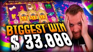Biggest Win Streamers Online casino bonus +33 000€ (Top 5 Biggest Win of the calendar week)