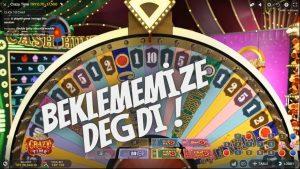 CRAZY TİME | ARD ARDA BİG WİN | casino bonus Oyunları