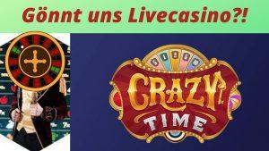 Crazy Time large Win!!! Endlich mal Glück! Online casino bonus Deutsch (2020)