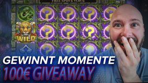 Crazy Winning Slots ! Twitch Streamer large Win & Slot Machine
