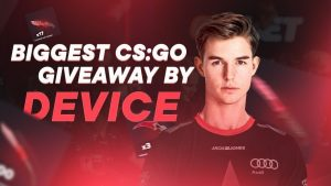 🔴 DEV1CE LIVE: BIGGEST CS:GO GIVEAWAY, acquire YOUR KNIFE FOR unloose!🔴